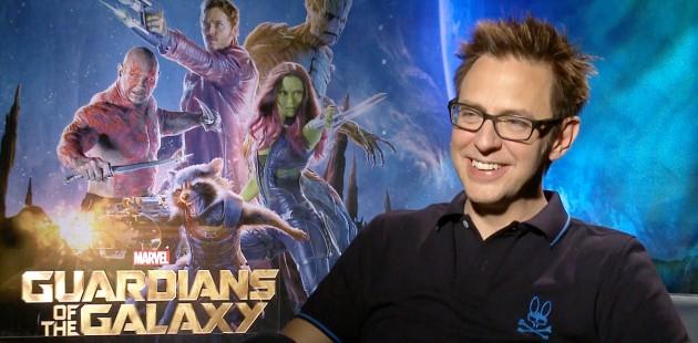 Guardiões da Galáxia 2 será sobre família, diz diretor James Gunn
