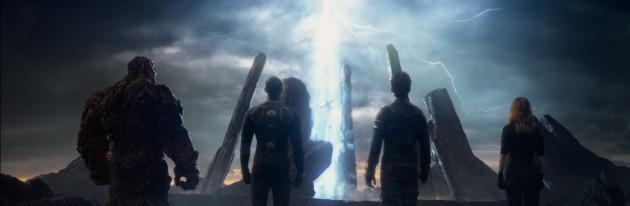 Quarteto Fantástico: Comercial mostra poderes dos heróis