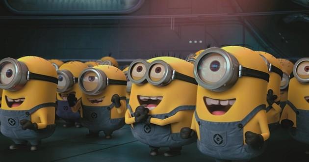 Minions: Filme teve a maior abertura para uma animação no Brasil