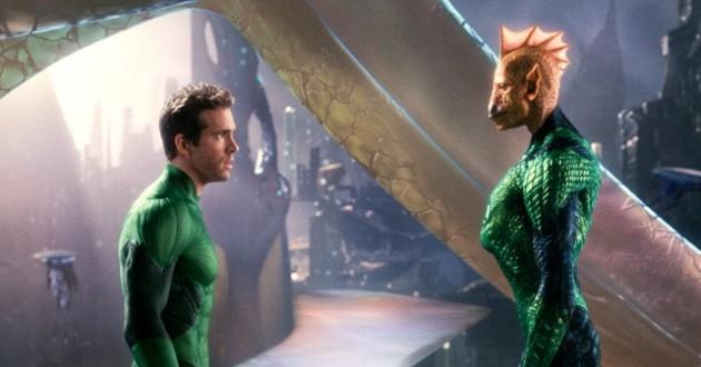 Lanterna Verde: Ryan Reynolds diz que não leu o roteiro
