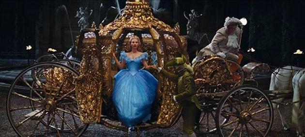 Cinderela: Duque conspira com a madrasta em novo comercial