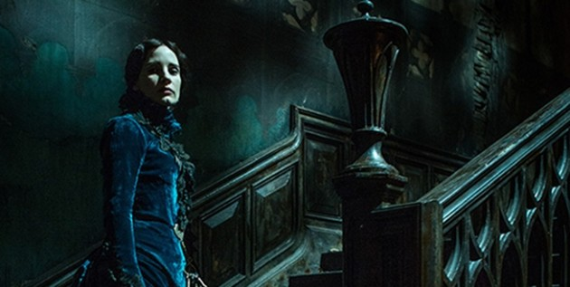 Crison Peak: Primeiro trailer traz cenas assustadoras