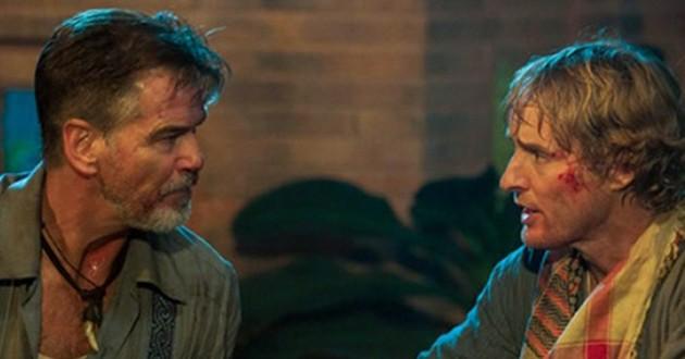 No Escape: Primeiro trailer traz Owen Wilson fugindo de uma guerra civil