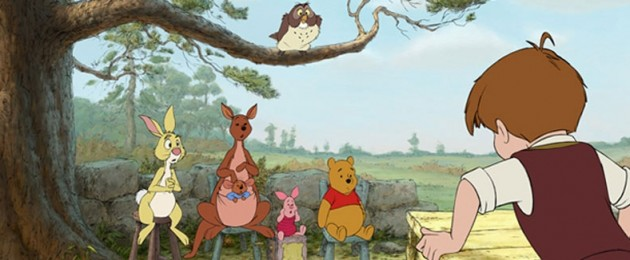 Winnie the Pooh pode virar live-action