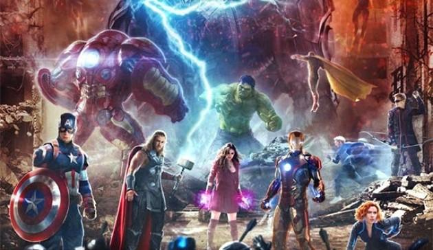 Os Vingadores - A Era de Ultron: Exposição exibe peças exclusivas inspiradas no filme