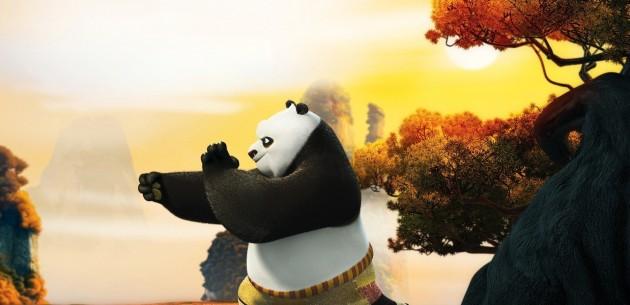 Kung Fu Panda: Terceiro longa é antecipado para janeiro de 2016