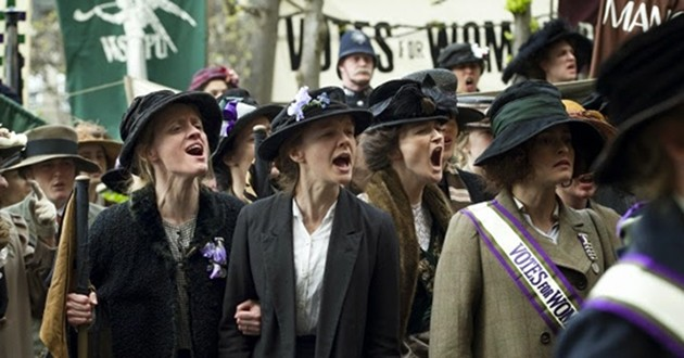 Suffragette: Carey Mulligan luta por direitos no primeiro teaser trailer
