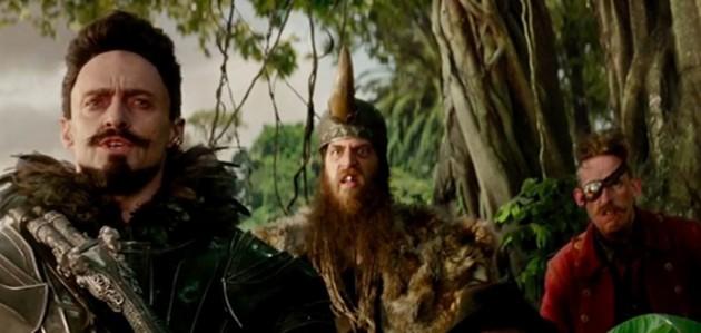 Pan: Barba Negra dá boas vindas em novo teaser trailer