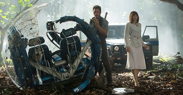 Jurassic World: Assista ao novo trailer