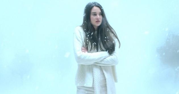 Pássaro Branco da Nevasca: Shailene Woddley surge em clipe exclusivo