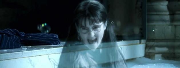 Harry Potter: J.K. Rowling revela nome de Murta Que Geme