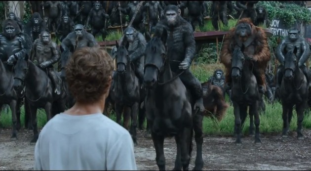 Planeta dos Macacos - A Guerra: Filme tem estreia adiada para 2017