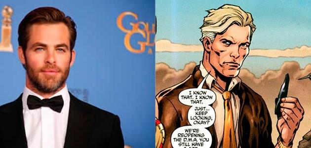 Mulher-Maravilha: Chris Pine pode viver Steve Trevor na trama
