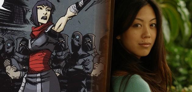 As Tartarugas Ninja 2: Anunciada atriz que viverá Karai no longa