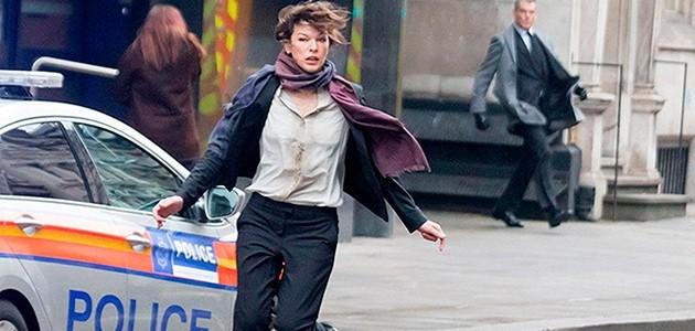 Survivor: Milla Jovovich tenta fugir em clipe da ação