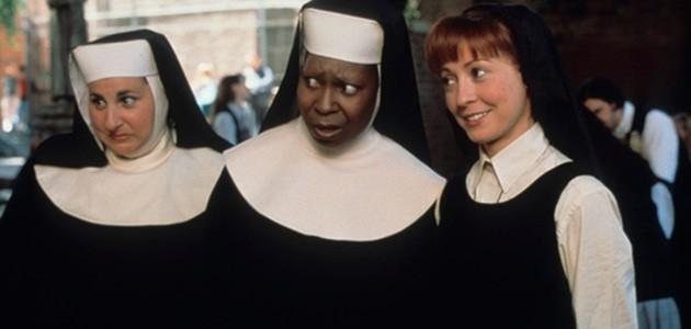 Mudança de Hábito: Whoopi Goldberg não voltará ao papel da freira Mary Clarence no remake