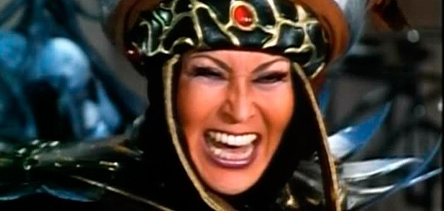 Power Rangers: Rita Repulsa será a vilã do novo filme