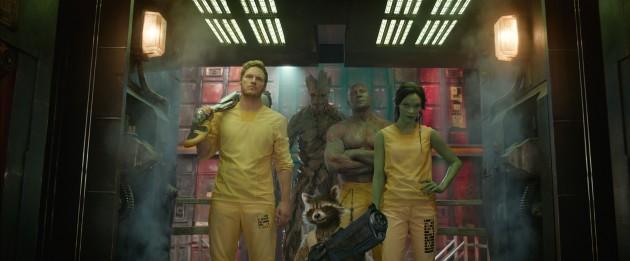 Guardiões da Galáxia 2: James Gunn revela título oficial da sequência