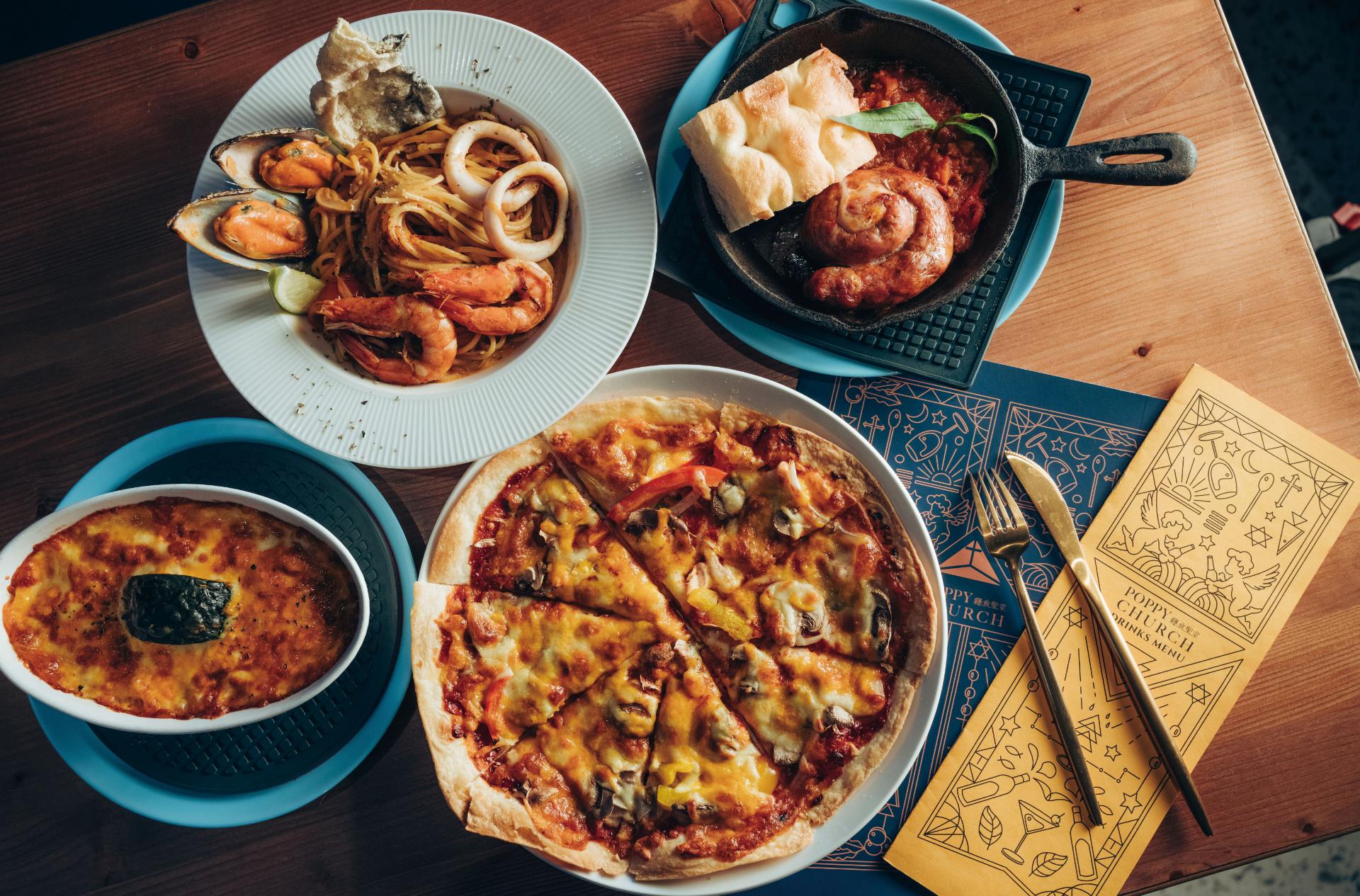 復古與新潮 傳統小吃料理革命