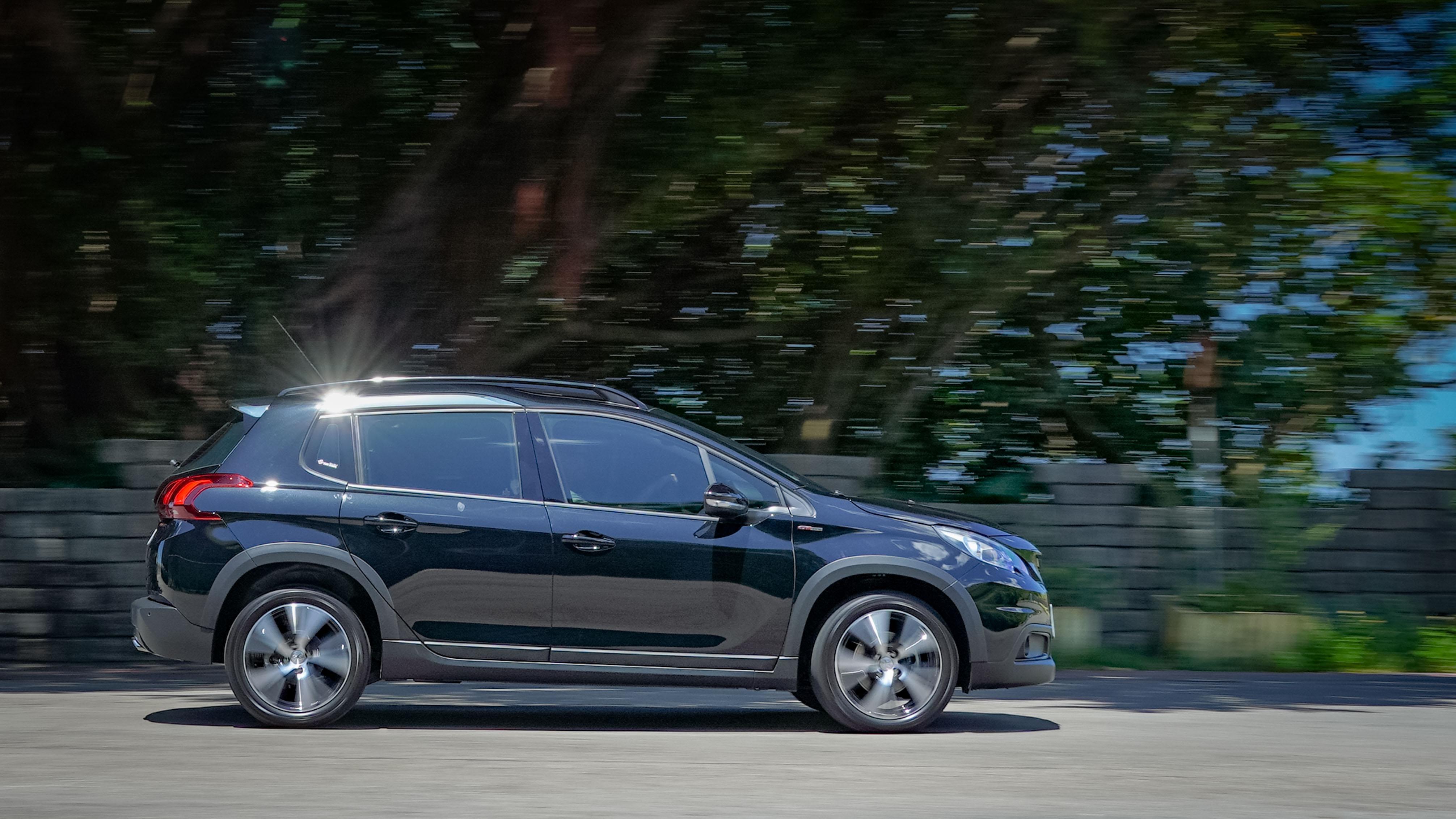 是美好黃昏也是序曲,Peugeot 2008 特仕版