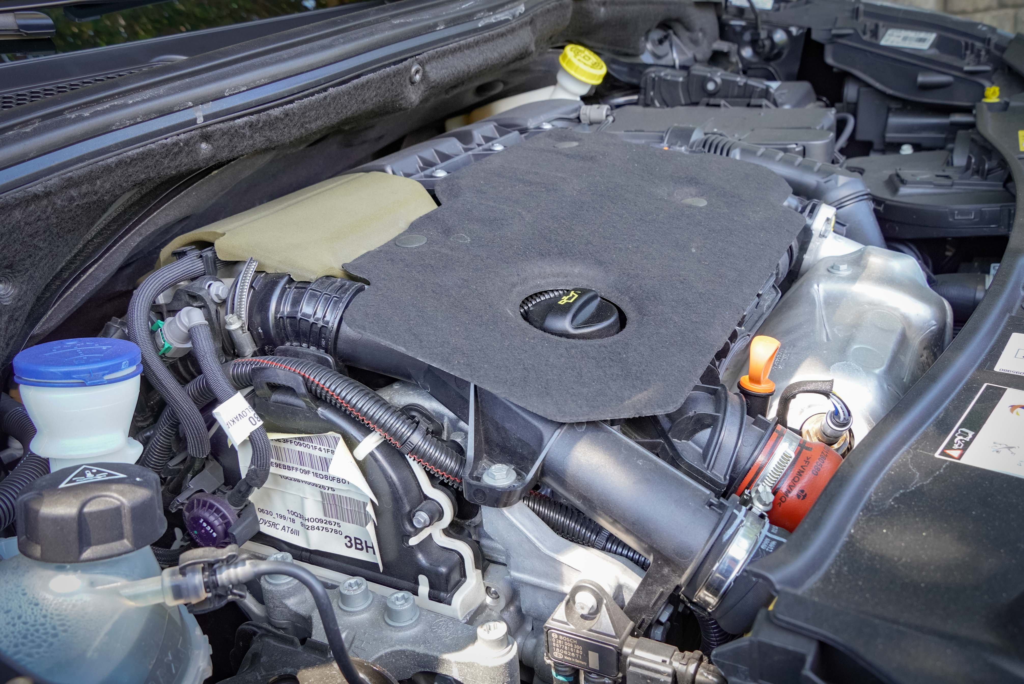 1.5L BlueHDi 特仕版採用 PSA 集團全新 DV5RC 直列橫置四缸渦輪增壓柴油引擎。