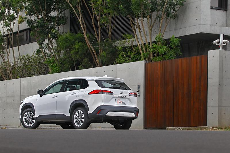 同以COROLLA為名的COROLLA CROSS現身,必定為台灣車市再掀波瀾。