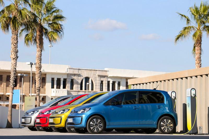 Volkswagen預計推出的小型電動車屆時會取代e-Up。