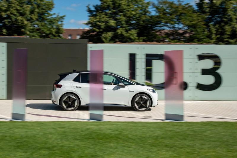 Volkswagen目前電動家族已推出ID.3與ID.4。