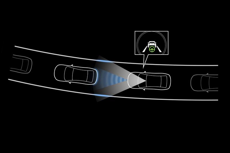 CX-30的CTS車道維持輔助系統也能支援高速域作動了。