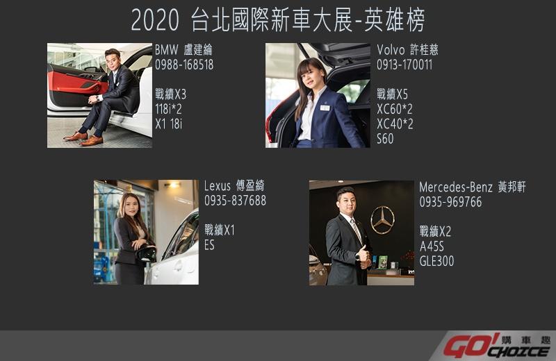 新車大展 英雄榜-18