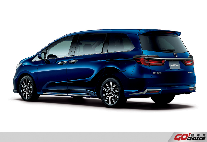 Honda Odyssey Presale 4