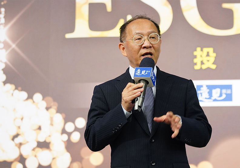 安侯永續發展顧問公司董事總經理黃正忠。
