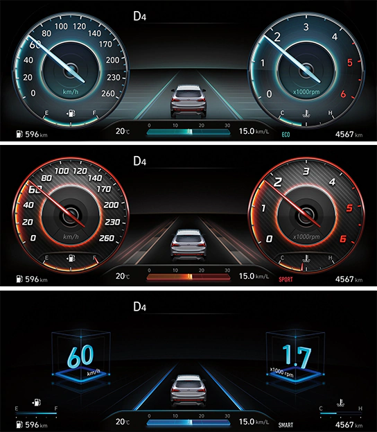 santafe_convenience_12_point_3_inch_full_lcd_cluster_drive_mode_screen.png