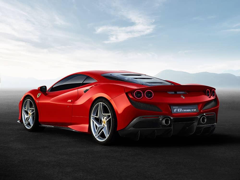 售價1 558萬起 Ferrari V8動力新作f8 Tributo登台亮相 Yahoo