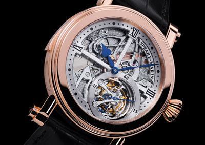 Speake - Marin Renaissance Tourbillon Minute Repeater