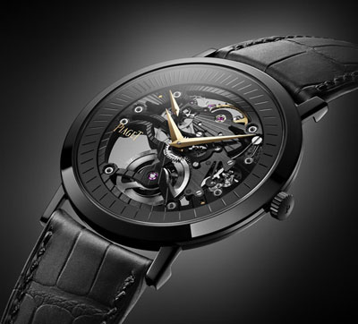 Piaget Altiplano Skeleton for Only Watch