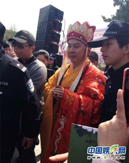 Ông vẫn luôn xuất hiện với hình ảnh nhân vật Đường Tăng.