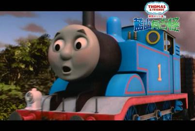 《湯馬士小火車之藍山有古怪》預告