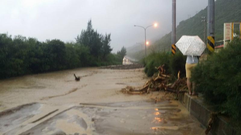 大雨災情,您認為最需要改進哪部分?
