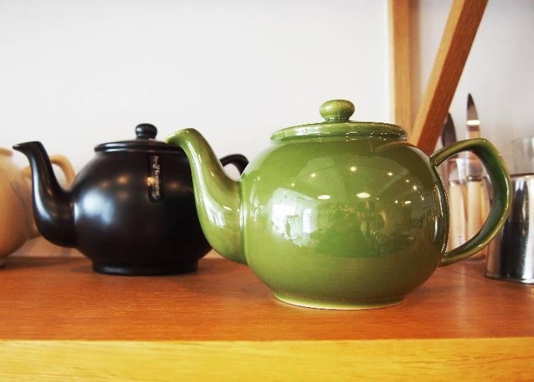 英國陶磁器品牌Price & Kensington茶壺450ml,無過濾器為2484日圓