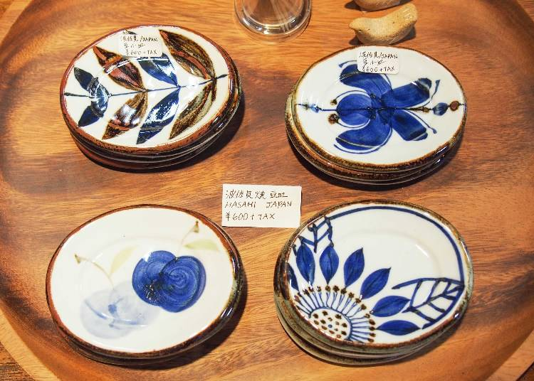 日本波佐見燒器皿,600日圓