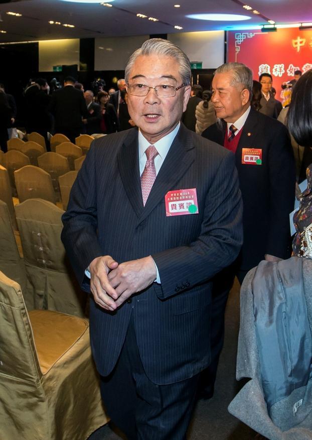 工總理事長許勝雄曾率領業界,向政府多次溝通修法問題。