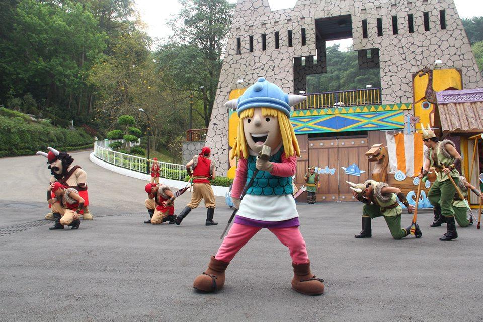 劍湖山兒童節: 把握兒童節!全台主題樂園好康懶人包