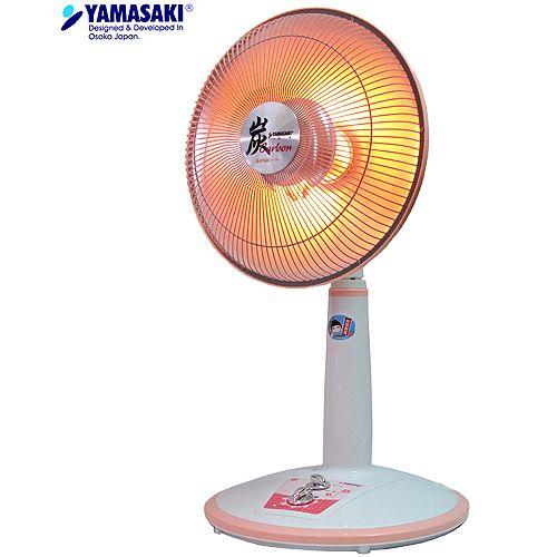 山崎Yamasaki-40cm遠紅外線碳素定時電暖器SK-460HCT