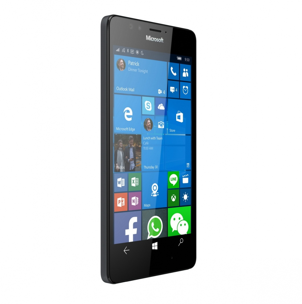 瞄準商用市場!Lumia 950首款Windows 10旗艦手機登台