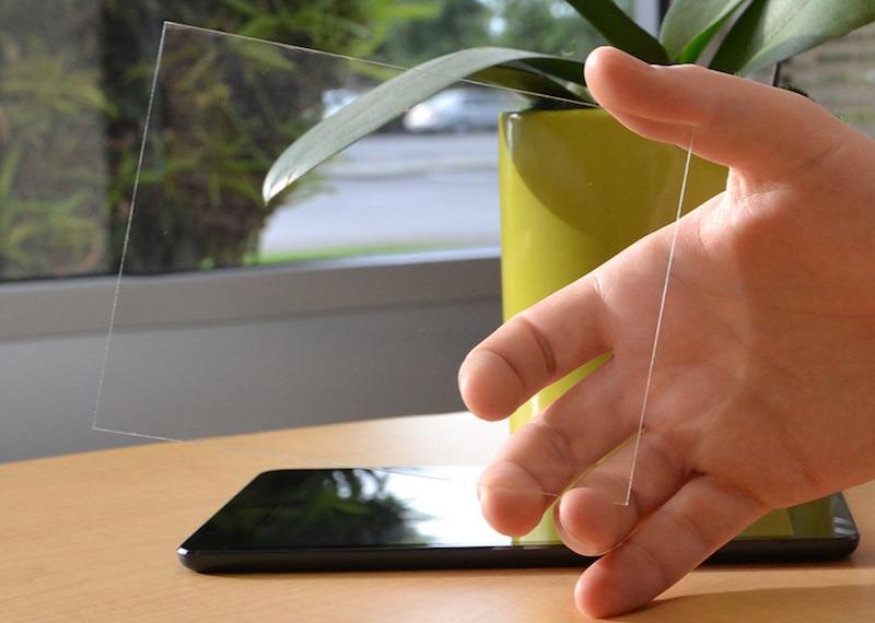 全透明太陽能充電版!讓螢幕玻璃為手機加電