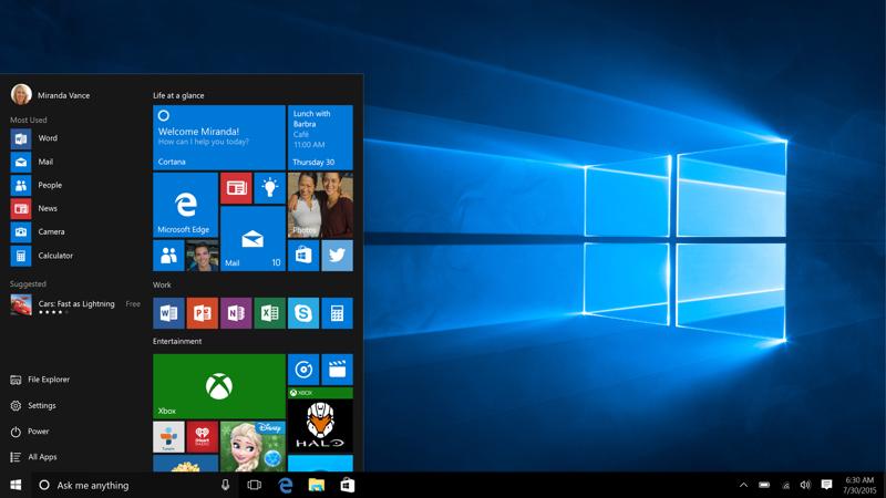 微軟新年有驚喜!旗艦手機和Win10正式版齊現身