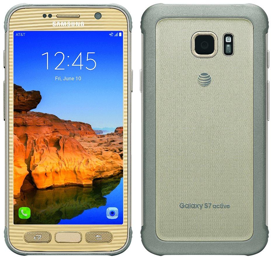 軍規級防護搭配迷彩金身!三星Galaxy S7 Active搶先看