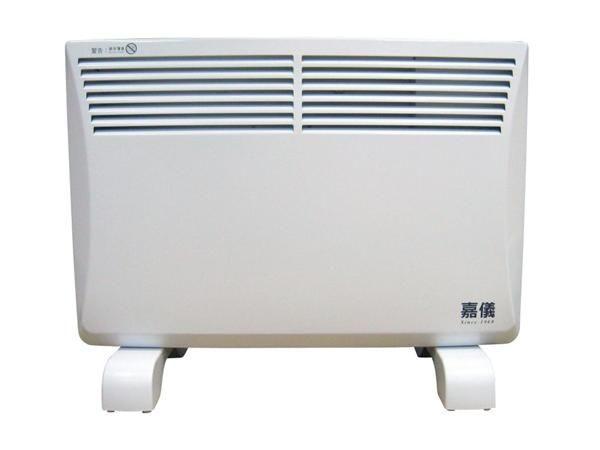 嘉儀熱對流式防潑水電暖器KEB-120