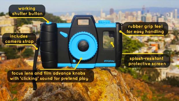 從小培養攝影興趣!舊手機化身趣味相機